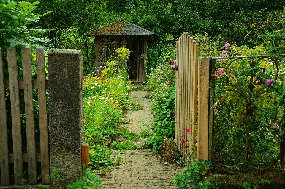 Garten- und Terrassendekoration Ideen